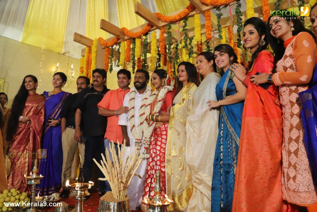 vishnu unnikrishnan wedding photos 100