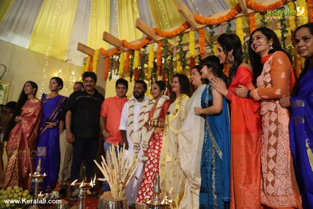 vishnu unnikrishnan wedding photos 108