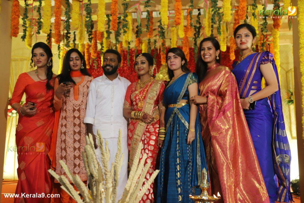 vishnu unnikrishnan wedding photos 178