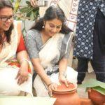Actress Attukal Pongala 2020 Photos 029