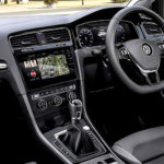 VW T ROC interior