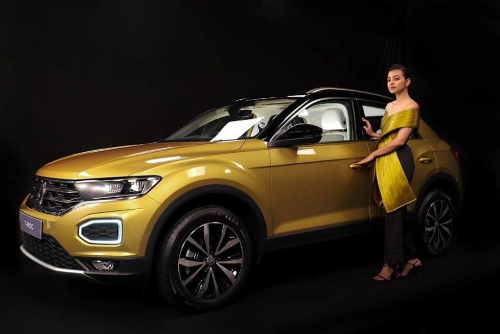 Volkswagen T Roc photos 2