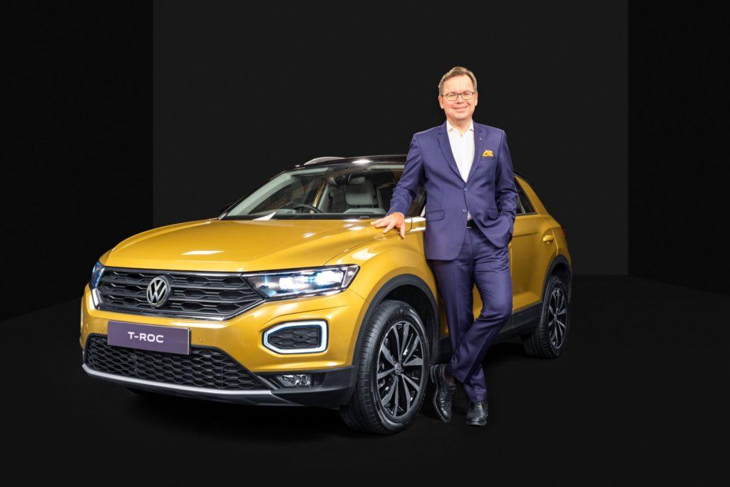 Volkswagen T Roc photos 3