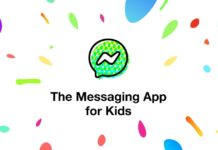 Messenger Kids facebook