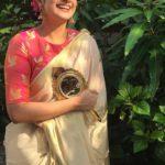 Namitha Pramod vishu celebration pics