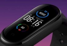 Xiaomi newest bands on the market