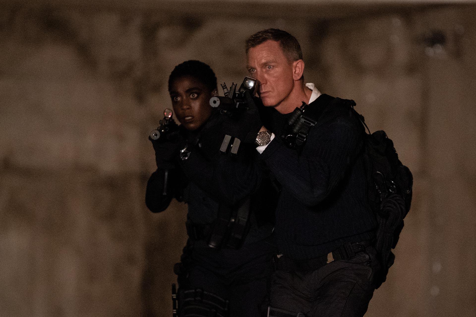 James Bond No Time To Die Movie Stills