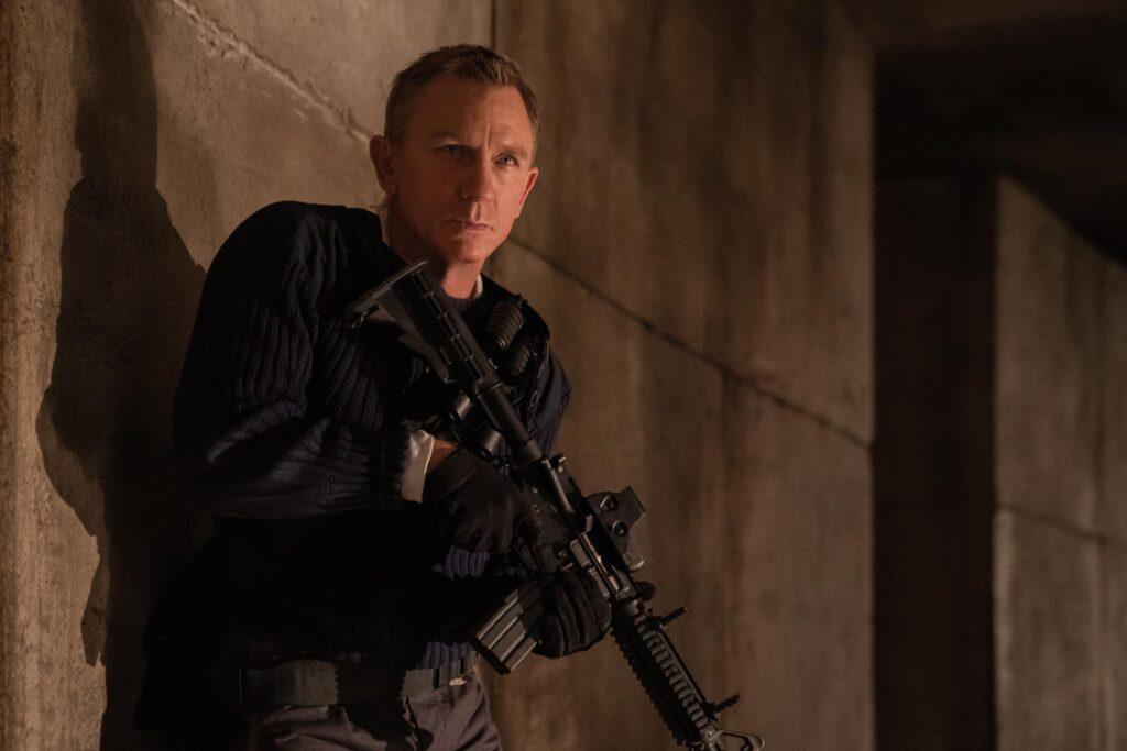 James Bond No Time To Die Movie Stills 007