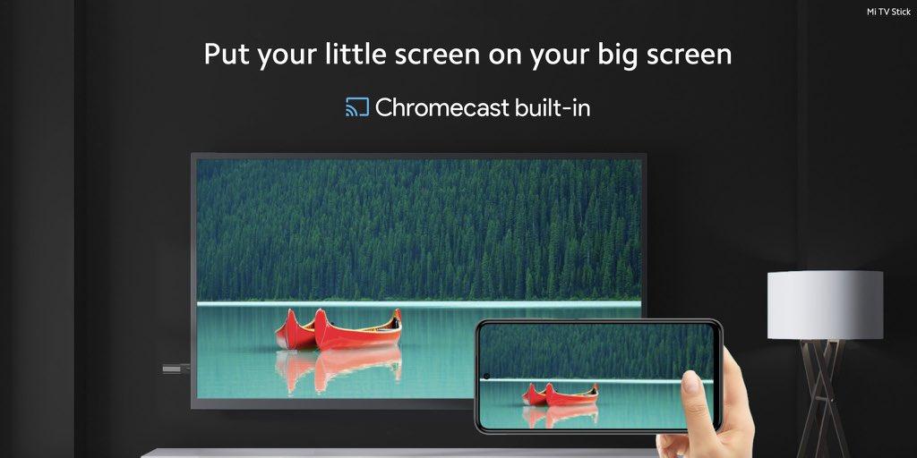 Xiaomi Mi TV stick photos