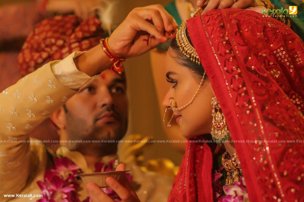 mamangam actress prachi marriage photos 002