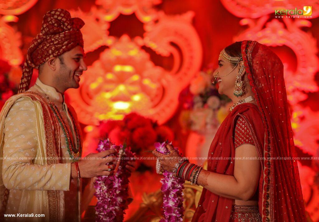 mamangam actress prachi marriage photos 1