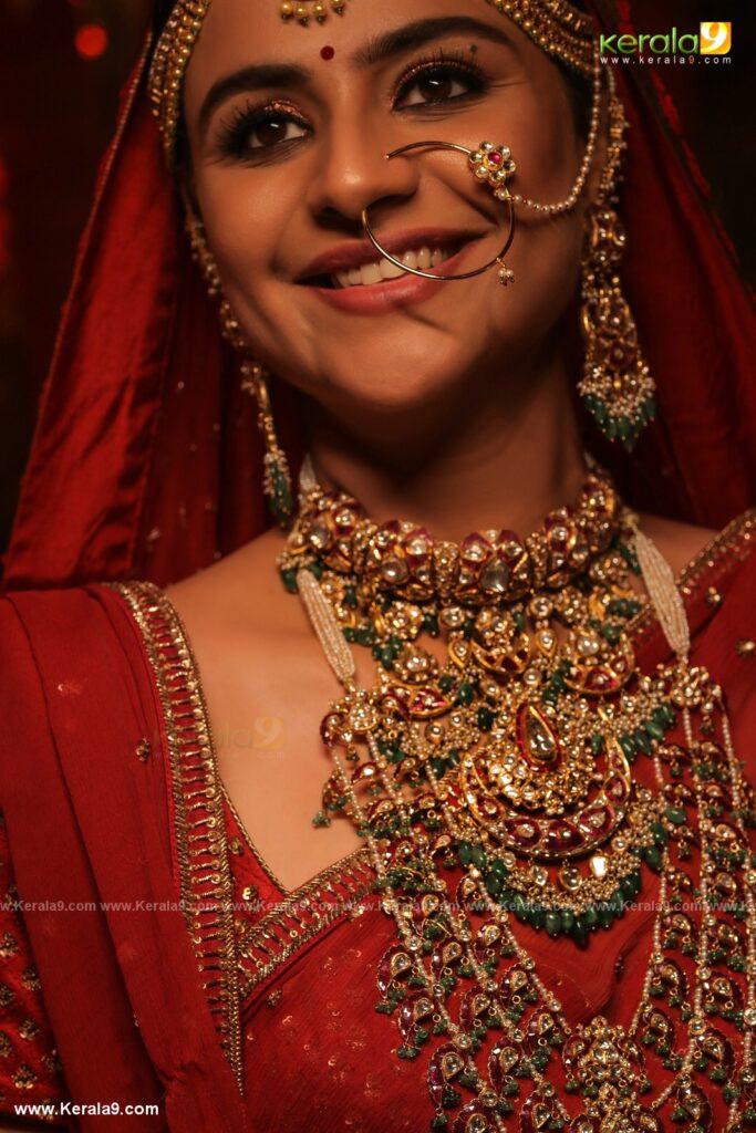 mamangam actress prachi wedding photos 001 1