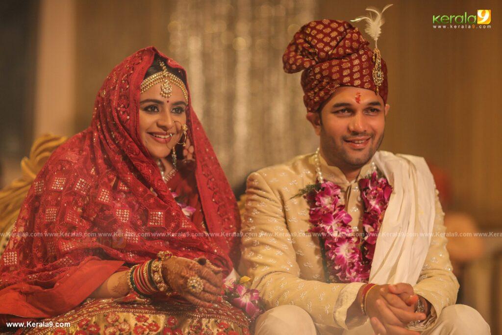 mamangam actress prachi wedding photos 002 2