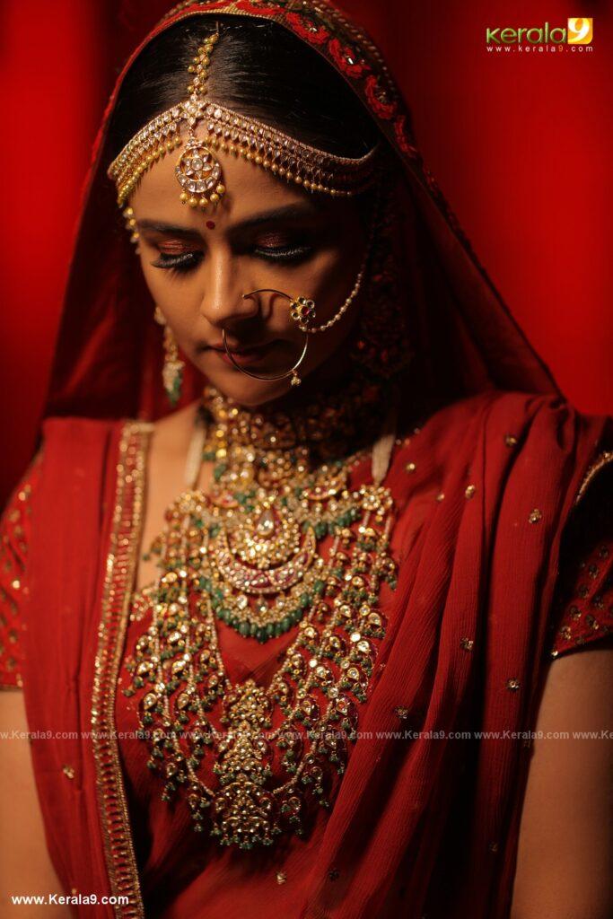 mamangam actress prachi wedding photos 2