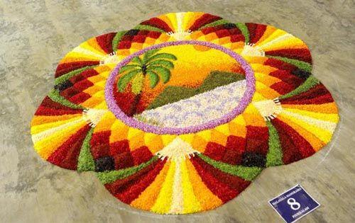 onam pookalam designs 2015 photos 1