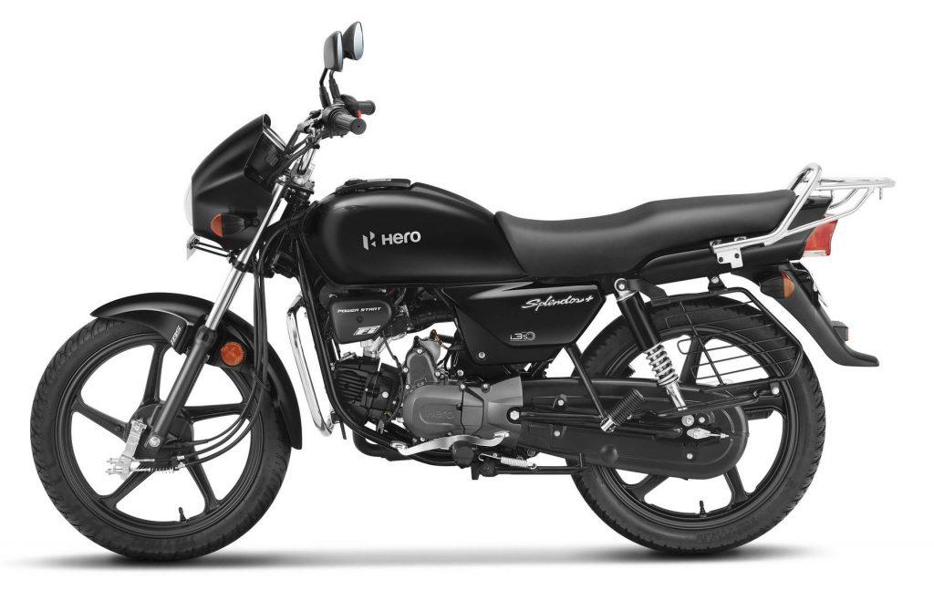 Hero Splendor Plus special edition photos - Kerala9.com