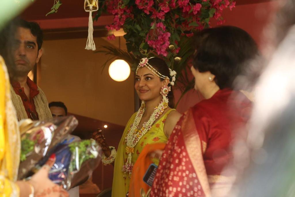 Kajal Aggarwal Wedding Photos 007 - Kerala9.com