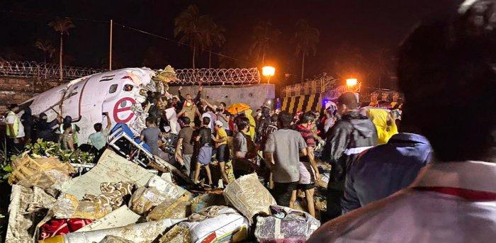Karipur plane crash - Kerala9.com
