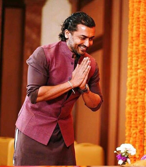 Actor Suriya at Sudha Kongara Daughter Wedding Photos 003