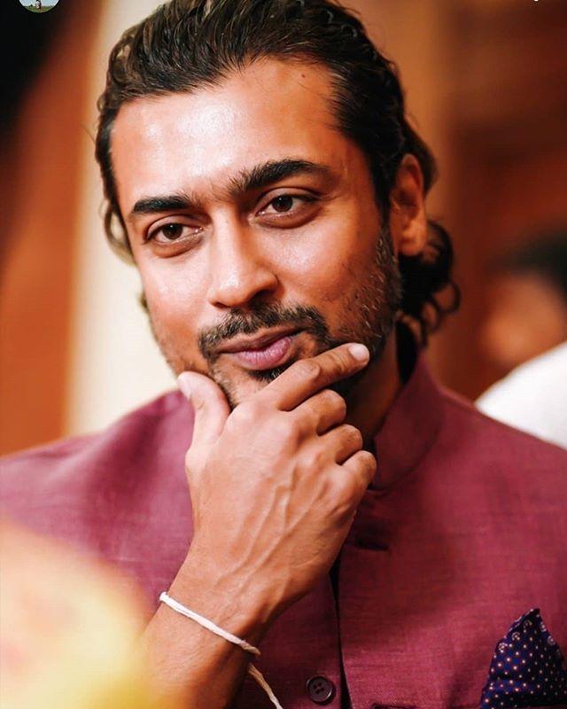 Actor Suriya at Sudha Kongara Daughter Wedding Photos 004