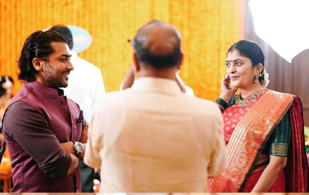 Actor Suriya at Sudha Kongara Daughter Wedding Photos 006