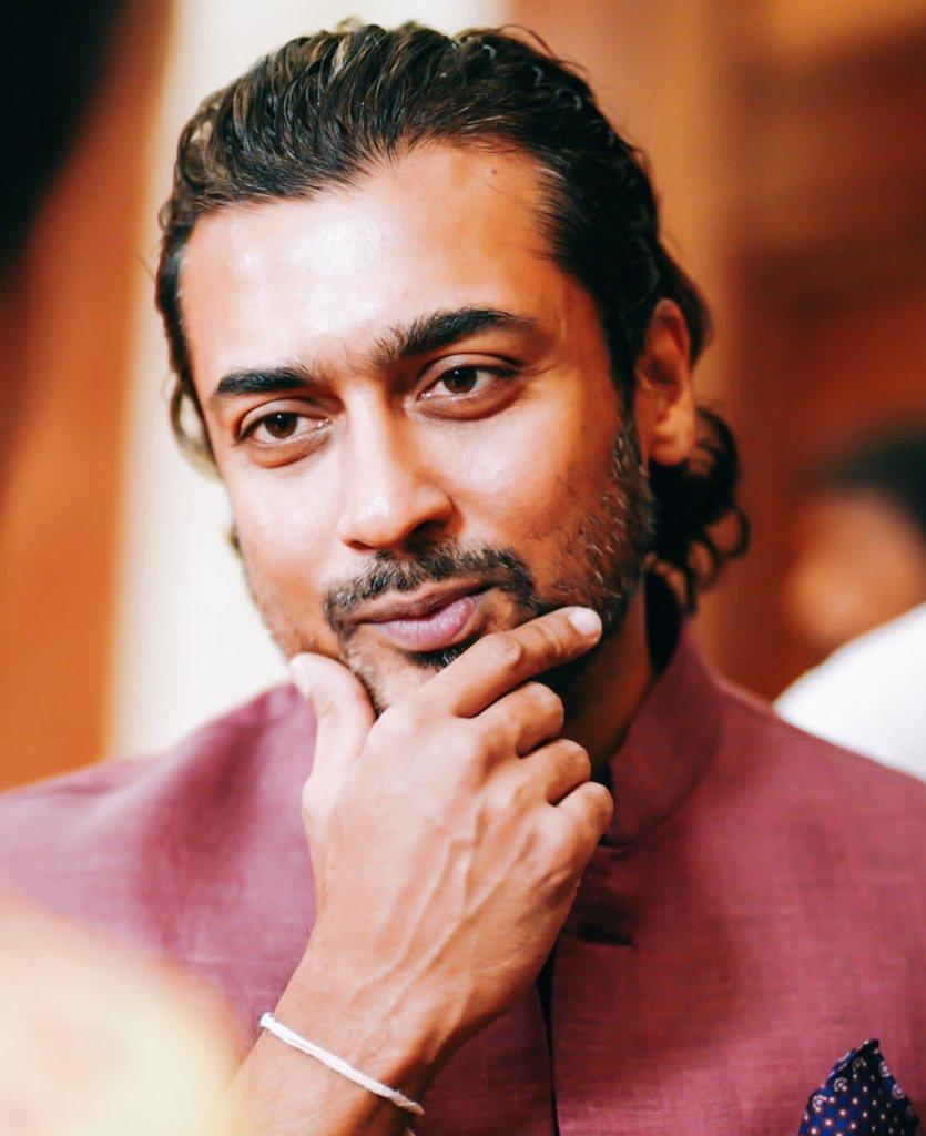 Actor Suriya at Sudha Kongara Daughter Wedding Photos 007
