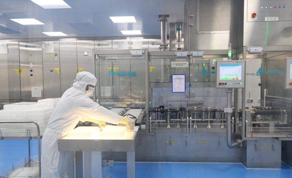 Covid vaccine made in India
