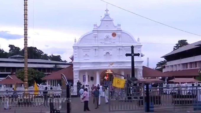 Kothamangalam church
