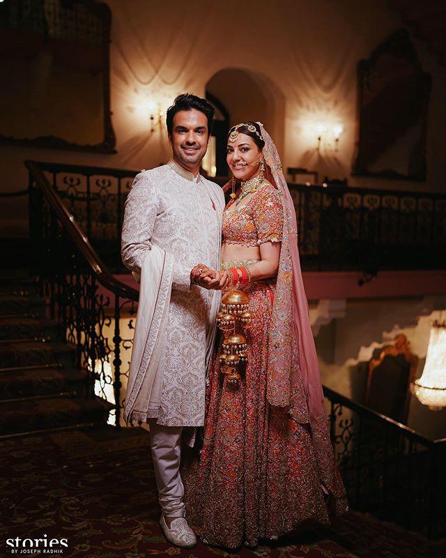 actress kajal aggarwal marriage photos 003 - Kerala9.com