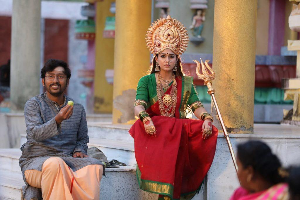 mookuthi amman new movie photos 003
