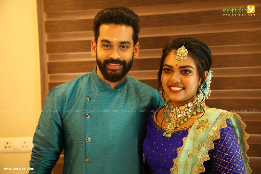 Actress Mridula Vijay Engagement Photos 001