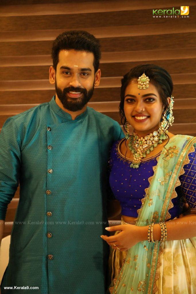 Actress Mridula Vijay Engagement Photos 005