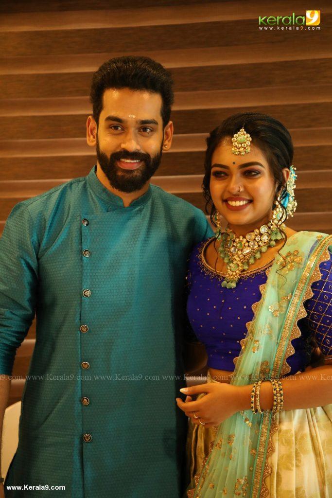 Actress Mridula Vijay Engagement Photos 006