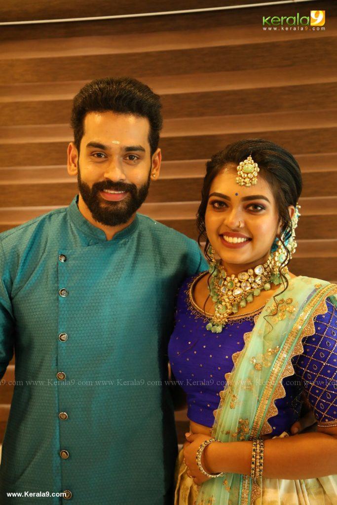 Actress Mridula Vijay Engagement Photos