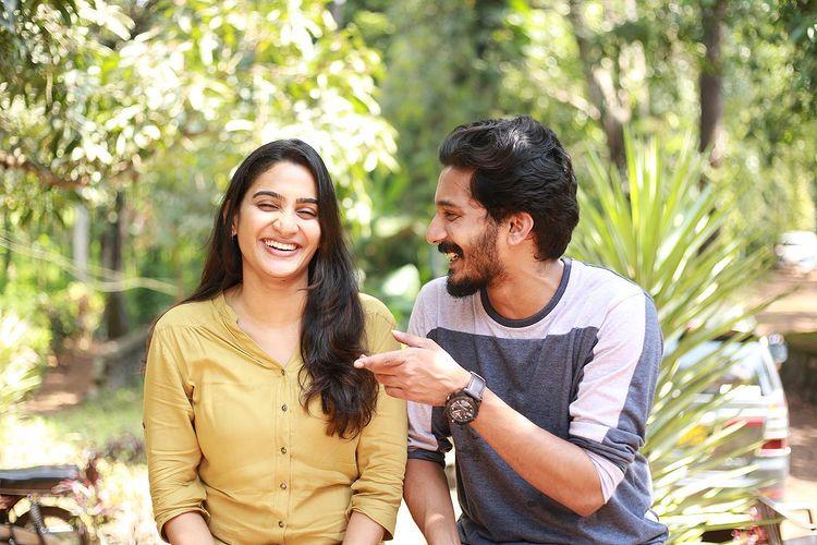 Aditi Ravi in Peace malayalam movie stills 007