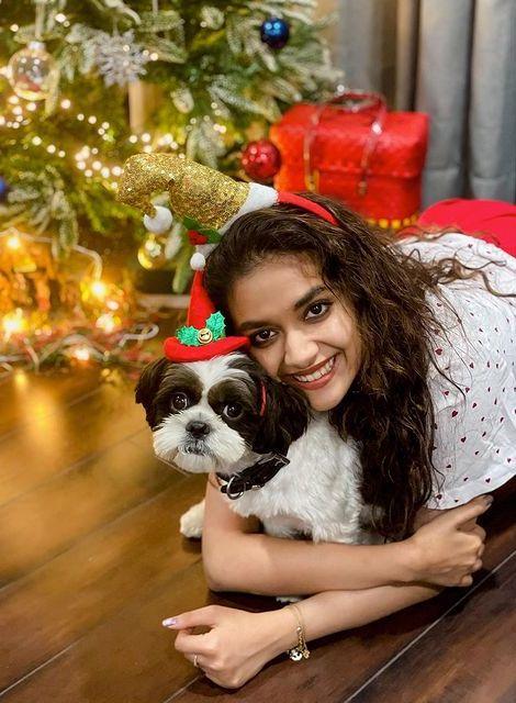 Celebrities Christmas Celebration Photos 2020 035