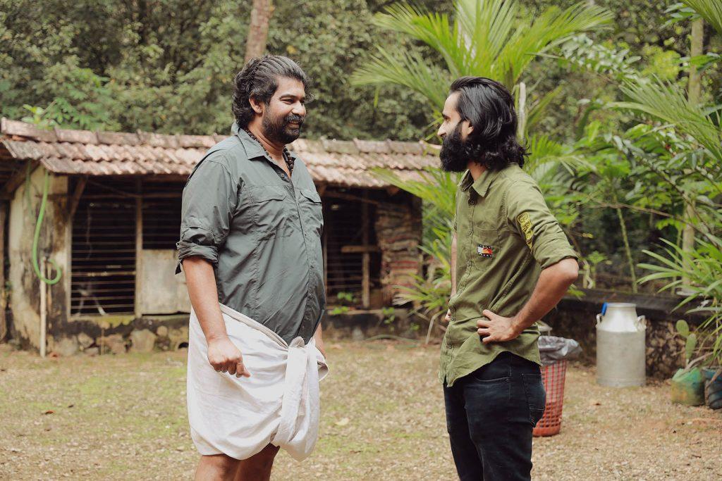 Joju George in Peace malayalam movie stills