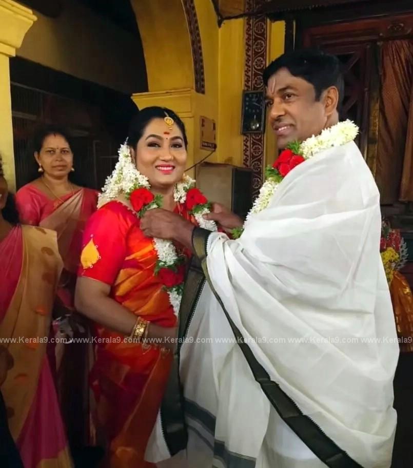 Malayalam Actress Yamuna Marriage Photos