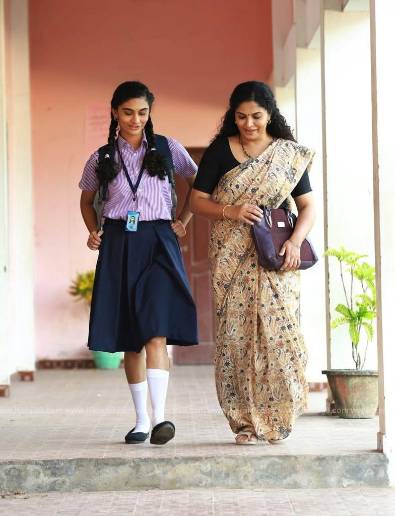 asha sarath daughter uthara Khedda Movie stills