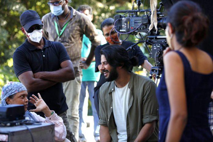 dulquer salmaan in Hey Sinamika Tamil Movie Stills - Kerala9.com