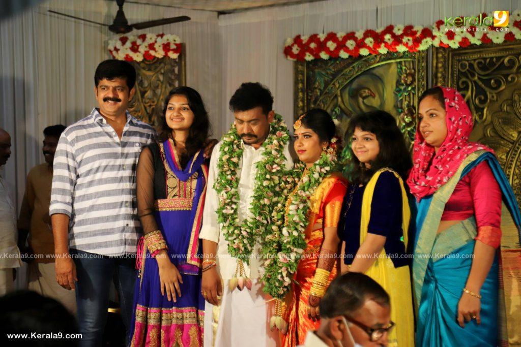 kannan thamarakulam marriage photos 026