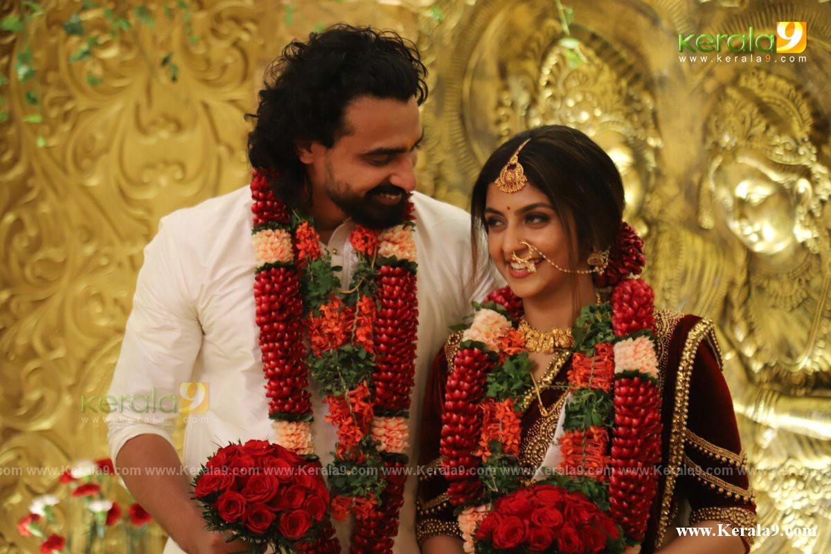 Actress Athmiya Rajan marriage Photos 015 2 - Kerala9.com