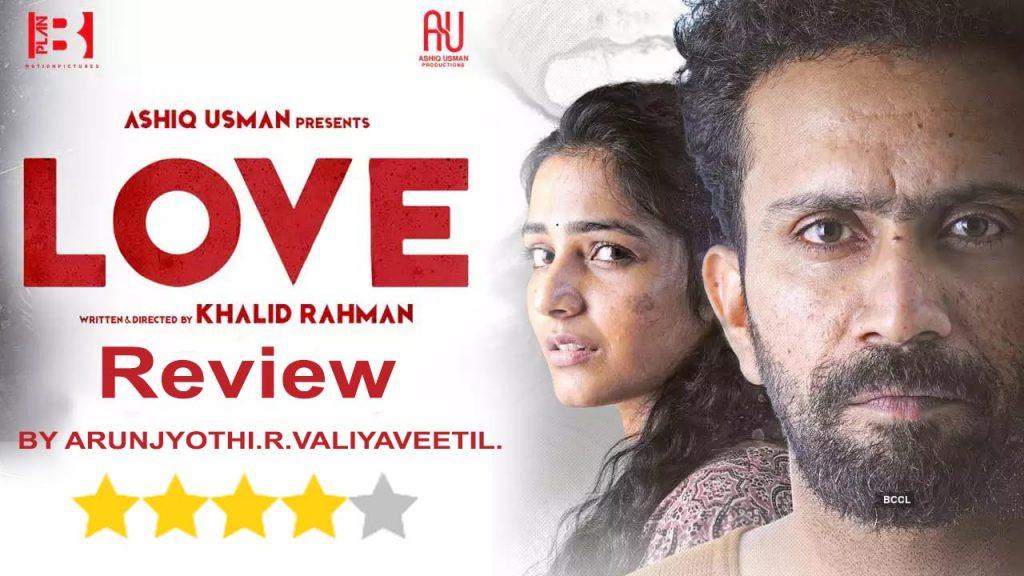 Review for LOVE - Kerala9.com