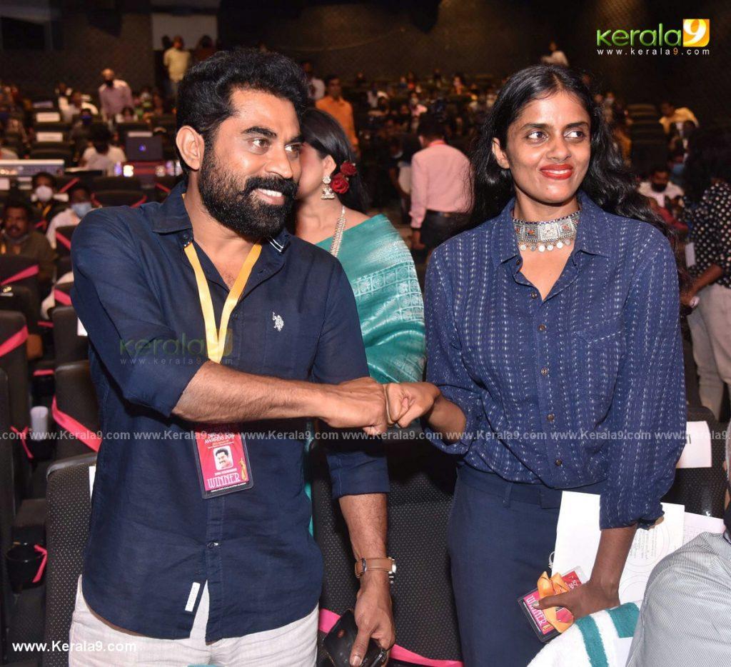 suraj venjaramoodu at kerala state film awards 2021 photos 002 - Kerala9.com