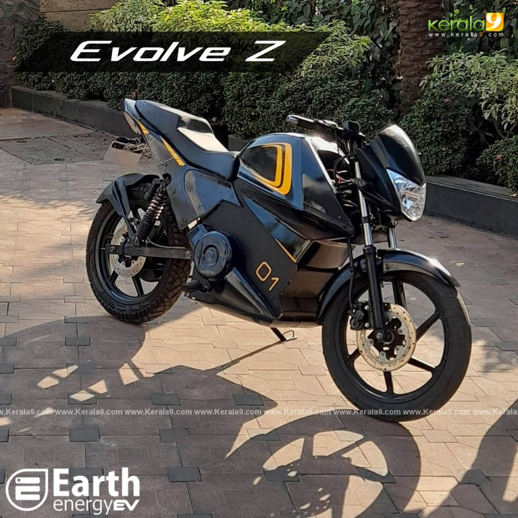 Earth Energy electric scooter Evolve Z