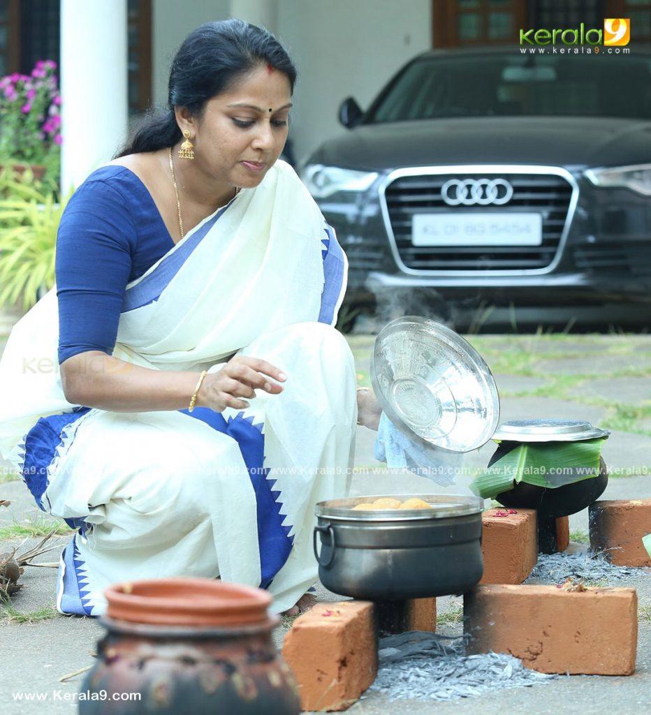 actress chippy performs attukal pongala 2021 photos 018 - Kerala9.com
