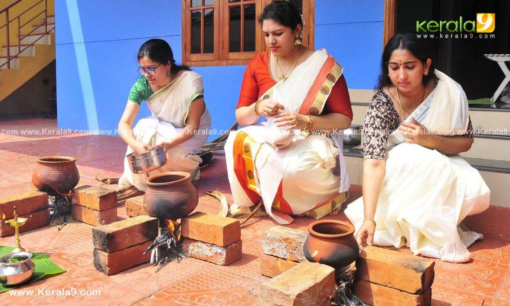 actress performs attukal pongala 2021 photos 002 - Kerala9.com