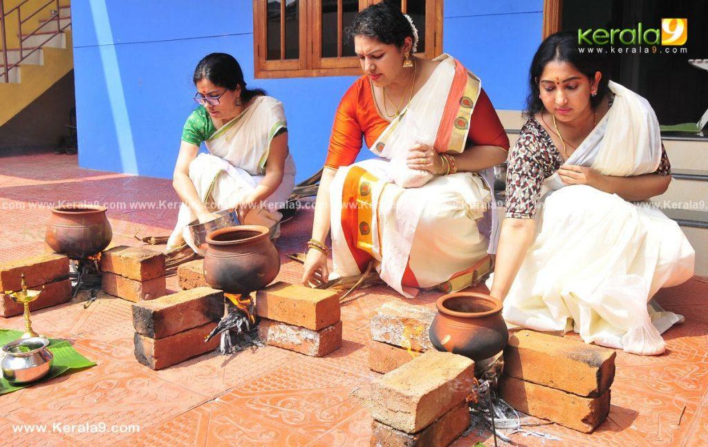 actress performs attukal pongala 2021 photos 003 - Kerala9.com