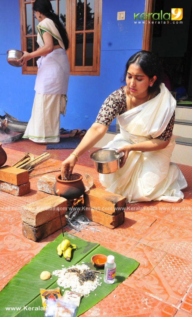 actress performs attukal pongala 2021 photos 008 - Kerala9.com