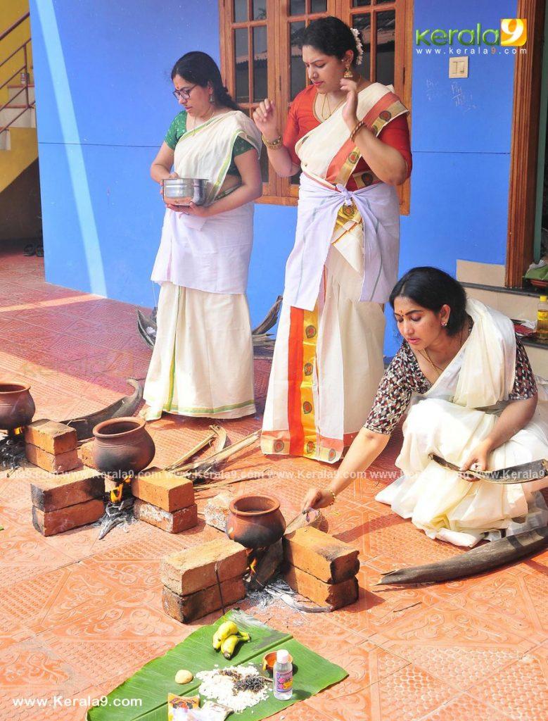 actress performs attukal pongala 2021 photos 009 - Kerala9.com